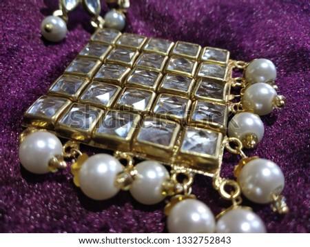 Classy Earring Design #1332752843
