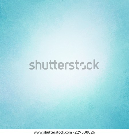 classy light blue background...