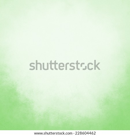 classy light green background with pastel top border and gradient color to dark bottom border, old distressed vintage green background with faded white color and vintage grunge texture