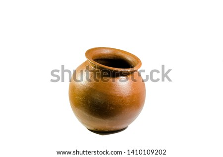 clay pots for flower pots handmade #1410109202