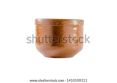 clay pots for flower pots handmade #1410109211