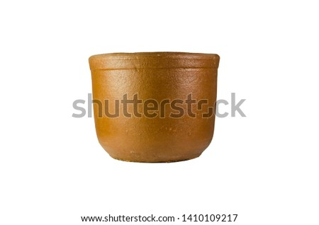 clay pots for flower pots handmade #1410109217