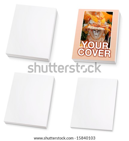 clean booklets for your cover