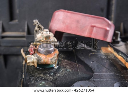 How To Clean Car Battery Terminals With Hot Water