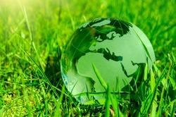 Clean Energy Climate Change Concept