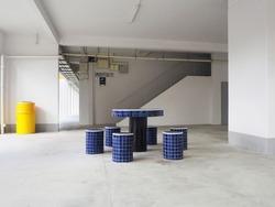 Clean HDB Void Deck in Bishan, Singapore