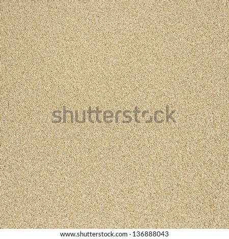 clean sand texture or background