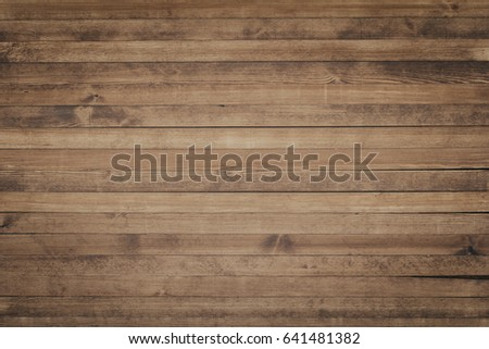 Clean wooden planks wall. Natural wood texture background. #641481382