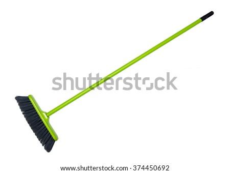 Cleaning broom ストックフォト ©