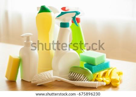 cleaning items household spray brush sponge glove #675896230