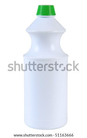 Cleaning product. Isolated