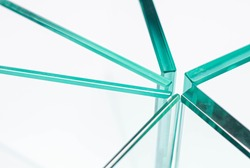 Clear glass used in buildings and homes. There are many sizes to choose from.