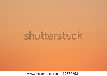 clear sunrise sky natural background