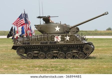 Ww2+Sherman+Tan... Ww2 Sherman Tanks For Sale