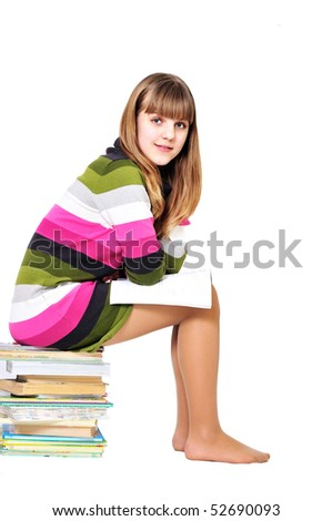 stock-photo-clever-pretty-teen-girl-sitting-on-the-pile-of-books-52690093.jpg