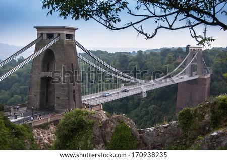 Clifton Bridge #170938235