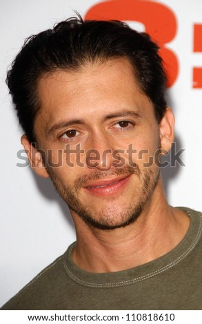 "Clifton Collins Jr. at the ""3:10 To Yuma"" Los Angeles Premiere. Mann National Theatre, Westwood, CA. 08-21-07"