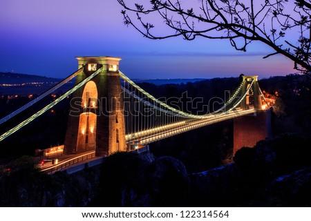 Clifton Suspension Bridge #122314564