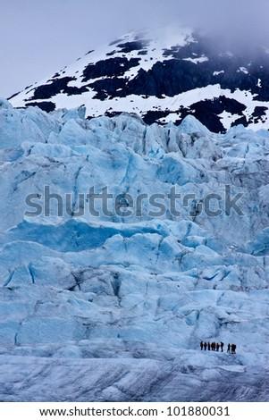 Climbing Alaska's Mendenhall Glacier