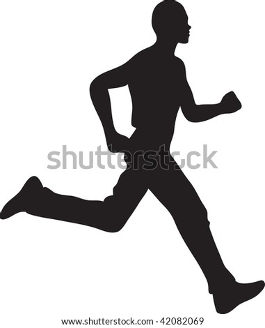 Dog Running. To use any of the clipart images above (including the thumbnail