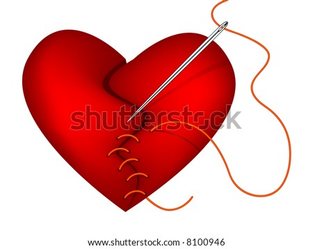 clip art heart images. stock photo : Clip-art of