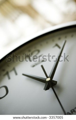 Clock Background
