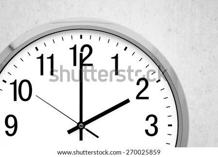 Clock, Clock Face, Time.