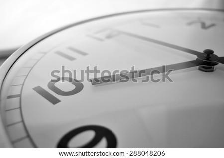 Clock hands #288048206