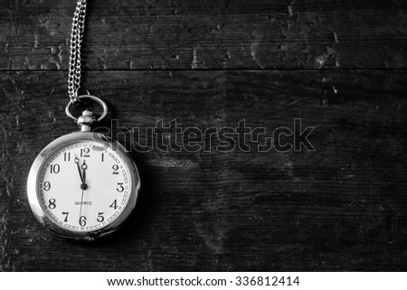 Clock. New year celebration time. Eve of midnight hour. December holiday. Old vintage watch. Number countdown. Celebrate festive background. Twelve hours. Happy minute.