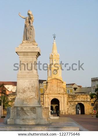 Clock Tower, Cartagena De Indias (Colombia)