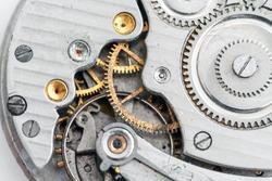Clockwork - Pocket Watch - Macro Detail