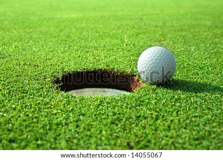 Close To The Goal! Stock Photo 14055067 : Shutterstock