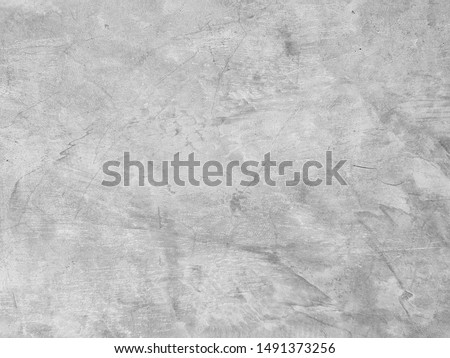 Close up abstract of gray cement concreted textured background #1491373256