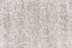 Close up Australian woolen Merino sheep wool fabric pattern