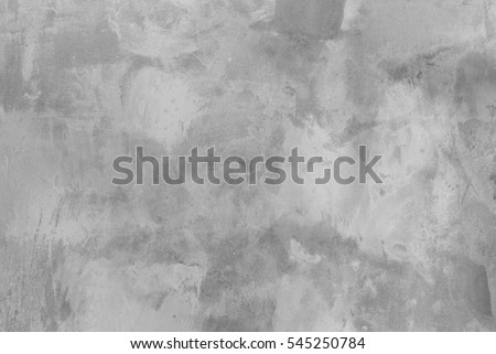 close up background and texture of cement Smooth plastered wall painted