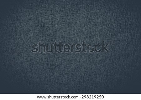 Close - up Black leather texture and seamless background