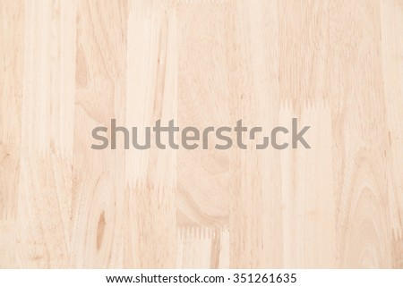 Close-up bright light color natural wood texture High resolution of plain simple old peel wooden grain teak backdrop with tidy board detail streak fiber finishing for chic art ornate blank copy space.