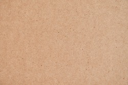 Close up brown color surface of recycle paper as texture background