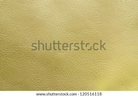 Close up brown leather texture