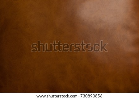Close up brown leather texture background for luxury concept