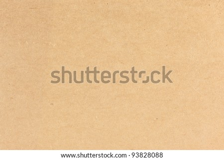 close up Brown Paper Texture