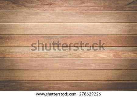 Close up brown wood plank texture for background #278629226