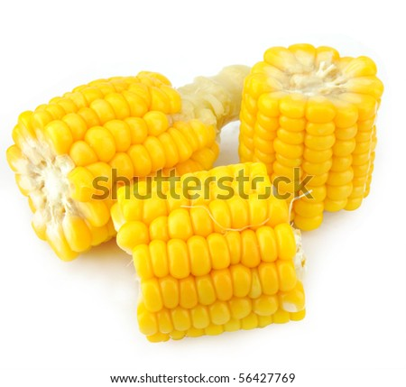 Close-up corn