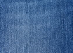 close up denim blue jeans texture. abstract blue background