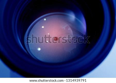 close up len camera, lens aperture, photographer