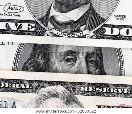 Close-up of a banknotes