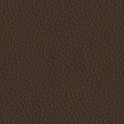 Close up of a brown leather texture. Seamless square background, tile ready. High resolution photo.
