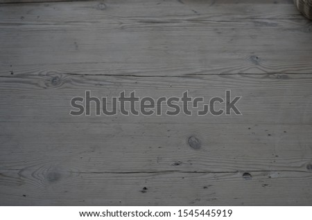 close up of a brown / yellow wood plank