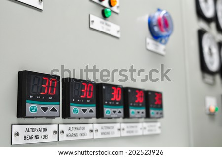 Shutterstock Close up of an Electric meter,Electric utility meters for an apartment complex or offshore oil and gas plant