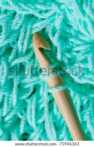 Crochet Hook With Light